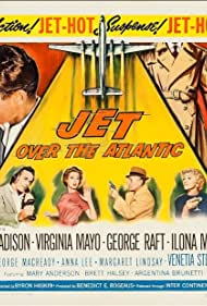 Jet Over the Atlantic (1959) Poster - Movie Forum, Cast, Reviews
