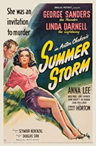 Most downloaded movie Summer Storm [480x320]