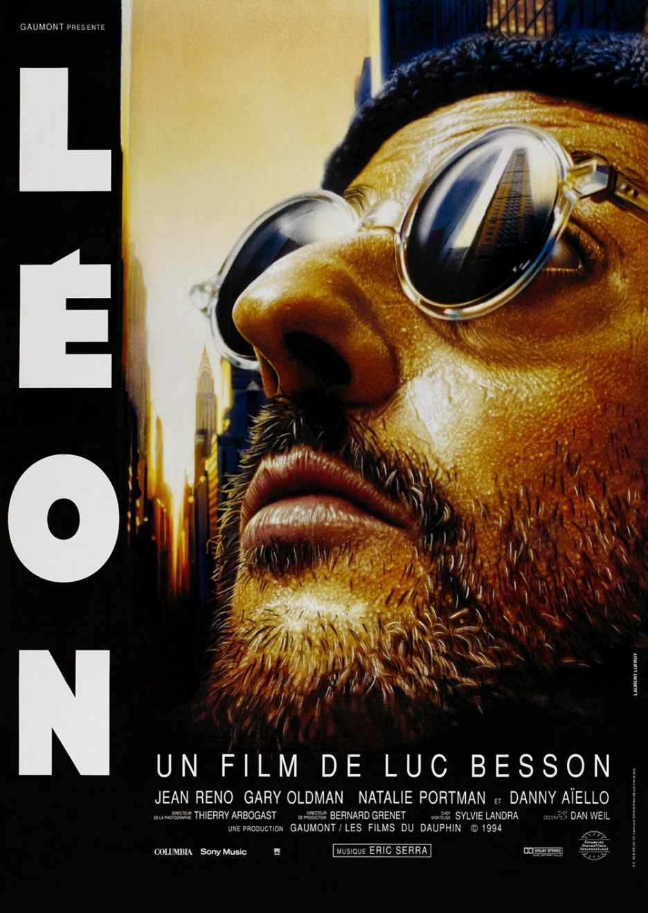 Léon: The Professional (1994) BluRay 480p, 720p, 1080p & 4K-2160p