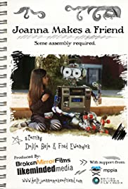 Joanna Makes a Friend Poster