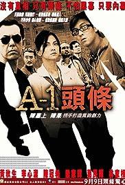 A-1 Headline Poster