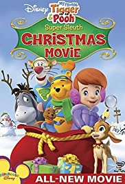 My Friends Tigger and Pooh - Super Sleuth Christmas Movie Poster