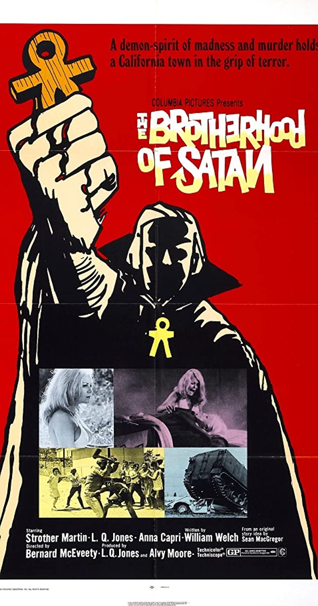The Brotherhood of Satan (1971) - IMDb