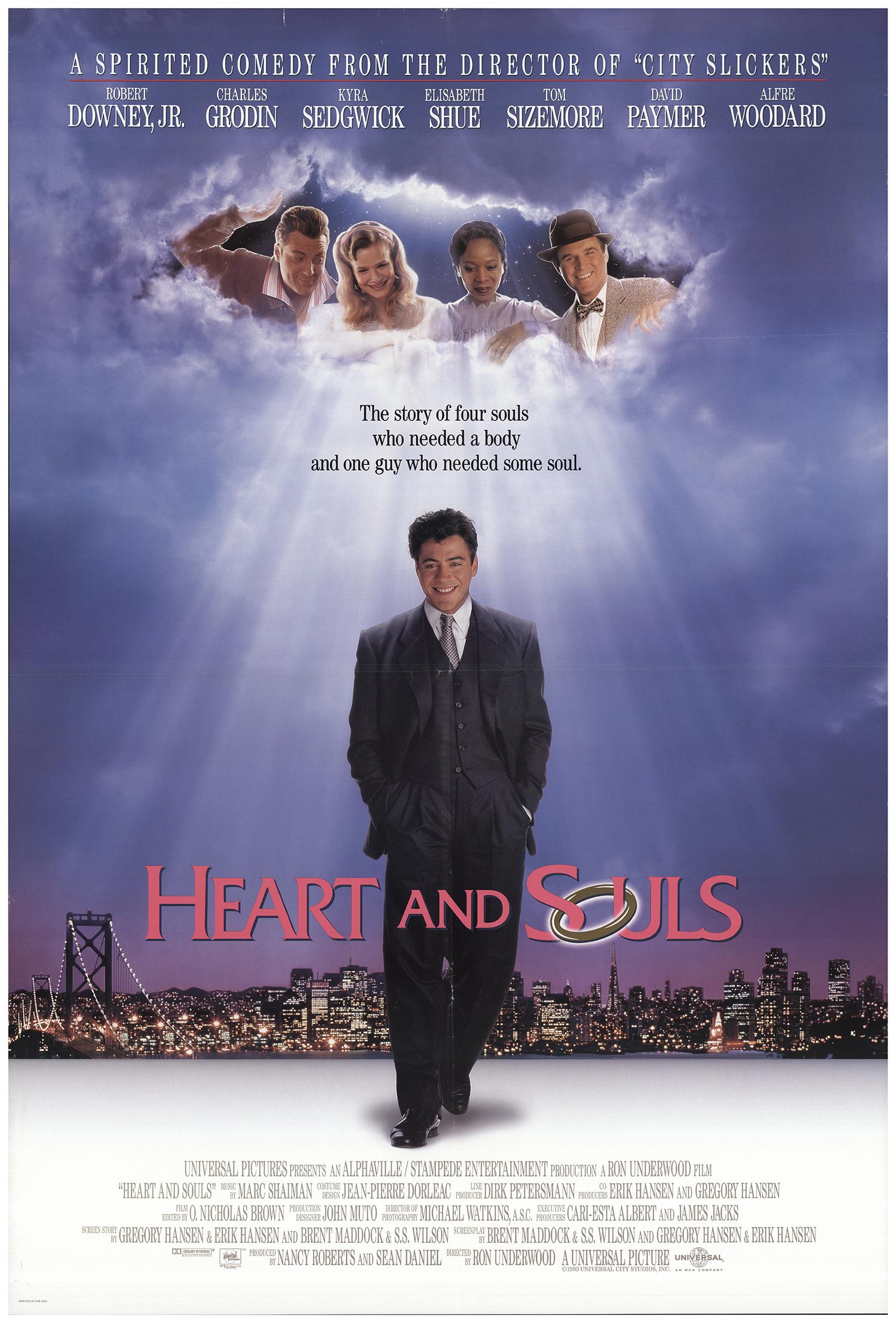 Heart And Souls 1993 Imdb
