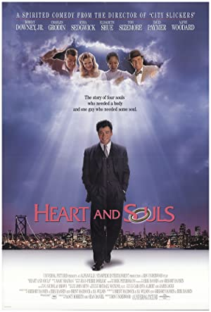 Heart and Souls Poster Image