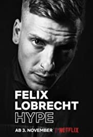 Felix Lobrecht: Hype Poster
