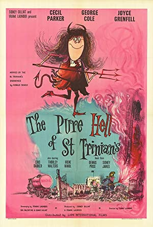 Where to stream The Pure Hell of St. Trinian's