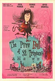 The Pure Hell of St. Trinian's (1960) Poster - Movie Forum, Cast, Reviews