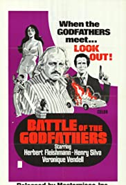 Battle of the Godfathers Poster