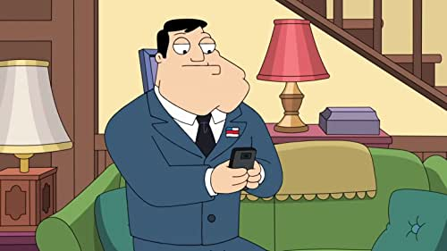 American Dad!: Stan Discovers He's Canadian