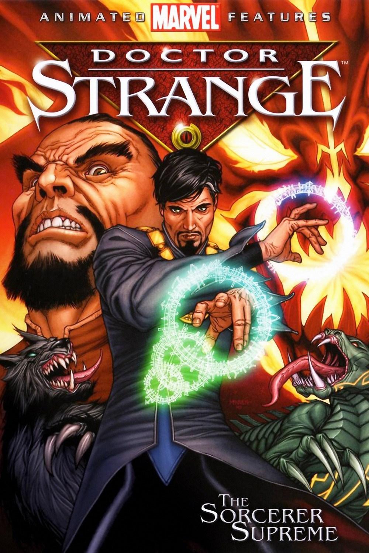 Doctor Strange Video 2007 Imdb