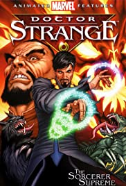 Doctor Strange (2007) Poster - Movie Forum, Cast, Reviews