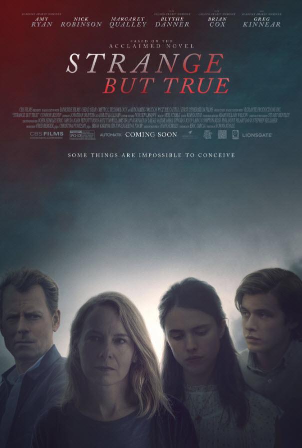 Keista tiesa (2019) / Strange But True