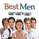 Drew Barrymore, Dean Cain, Sean Patrick Flanery, Andy Dick, and Luke Wilson in Best Men (1997)