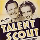 Fred Lawrence, Jeanne Madden, Rosalind Marquis, and Donald Woods in Talent Scout (1937)