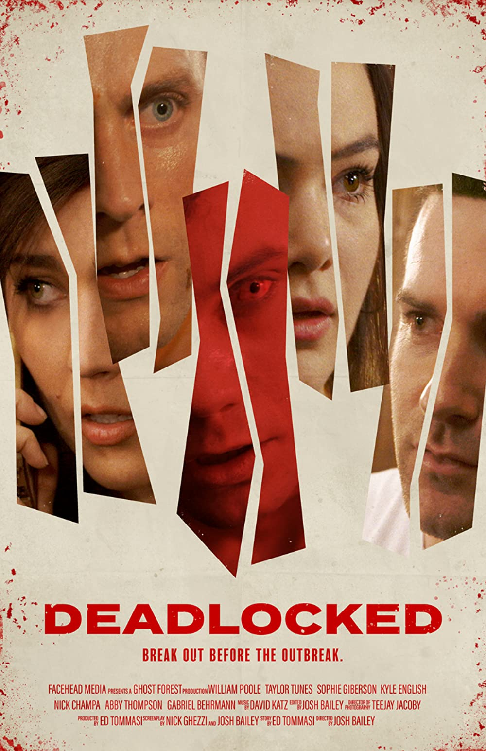 Deadlocked 2021 English 720p HDRip 800MB | 265MB Download