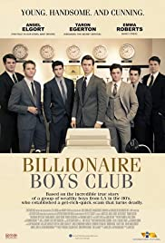 Billionaire Boys Club (2018) Full Movie Watch Online HD