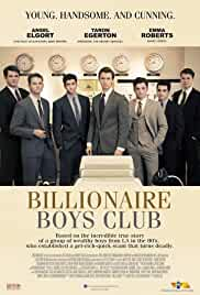 Watch Movie Billionaire Boys Club (2018)