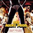 Snoop Dogg, Pharrell Williams, François Rousselet, and E.R. Ruiz in Snoop Dogg: So Many Pros (2015)