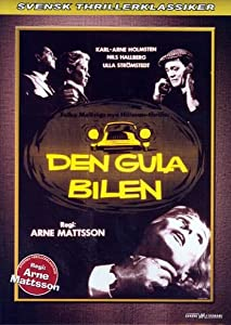 Direct download link for hollywood movies Den gula bilen by Arne Mattsson [mp4]