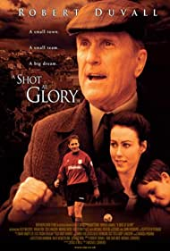 Robert Duvall, Michael Keaton, Cole Hauser, and Kirsty Mitchell in A Shot at Glory (2000)
