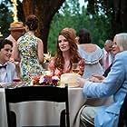 Barbara Hershey, Bridget Regan, and Jackson Tessmer in Paradise Lost (2020)