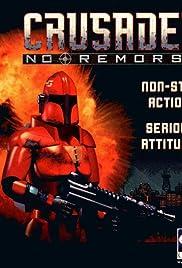Crusader: No Remorse Poster