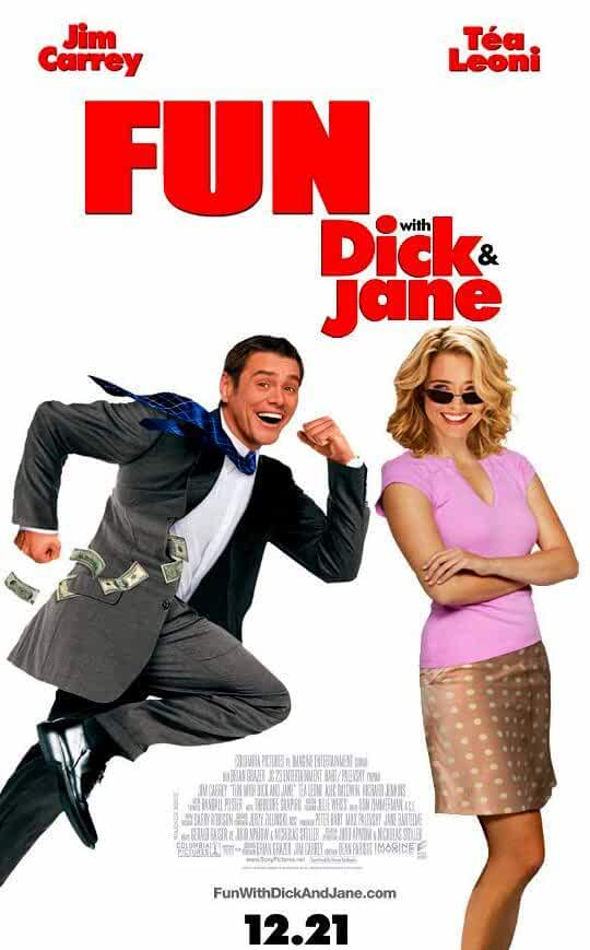 Fun with Dick and Jane (2005) Hindi Dubbed
