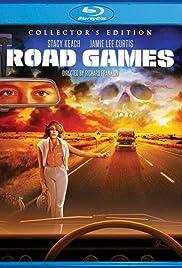 Australian Long Haul - Stacy Keach on Road Games Poster