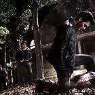 Ian Bohen, JR Bourne, Tyler Hoechlin, Tyler Posey, and Crystal Reed in Teen Wolf (2011)