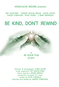 Be Kind, Don't Rewind (2018)