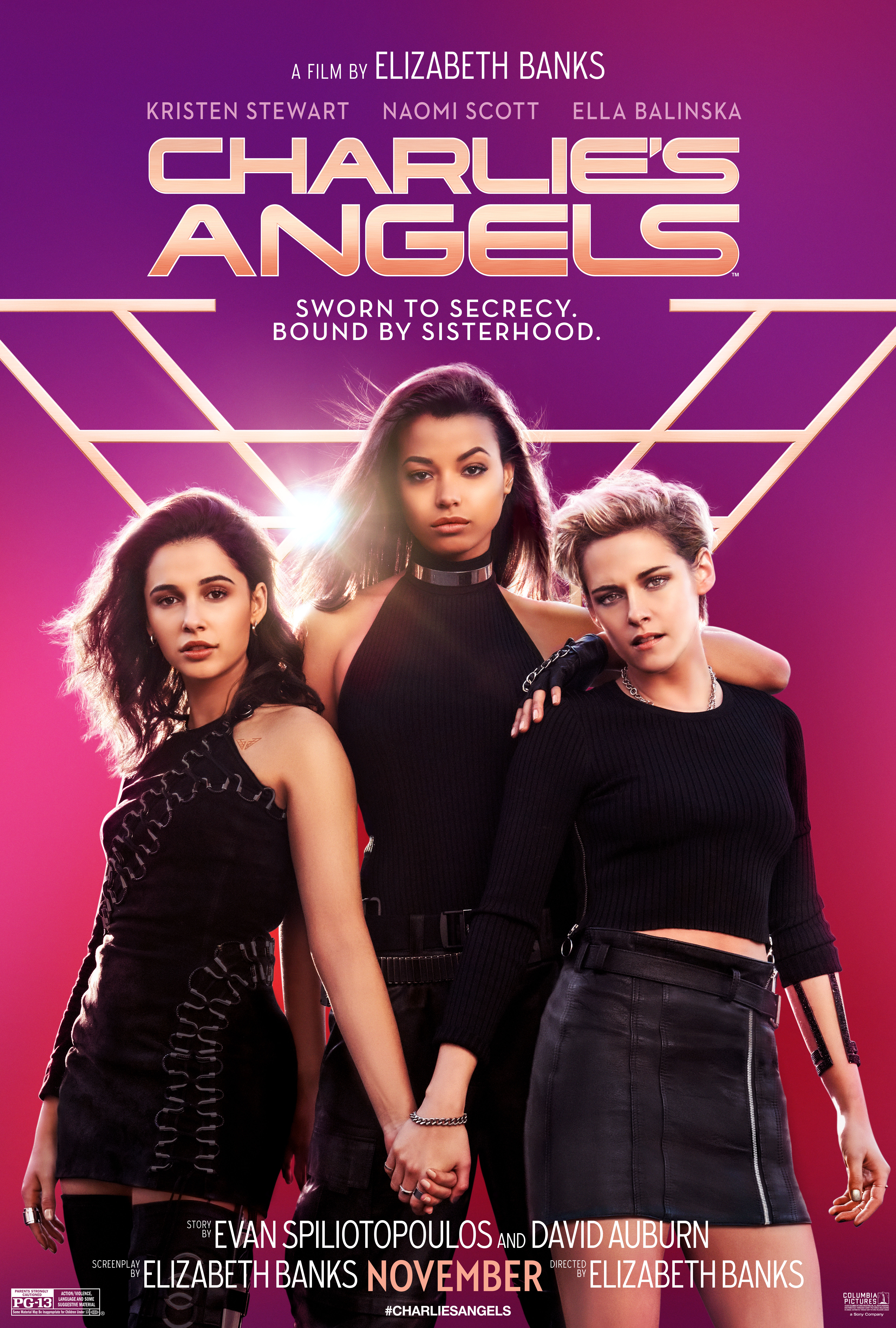 Čarlio angelai (2019) / Charlies Angels