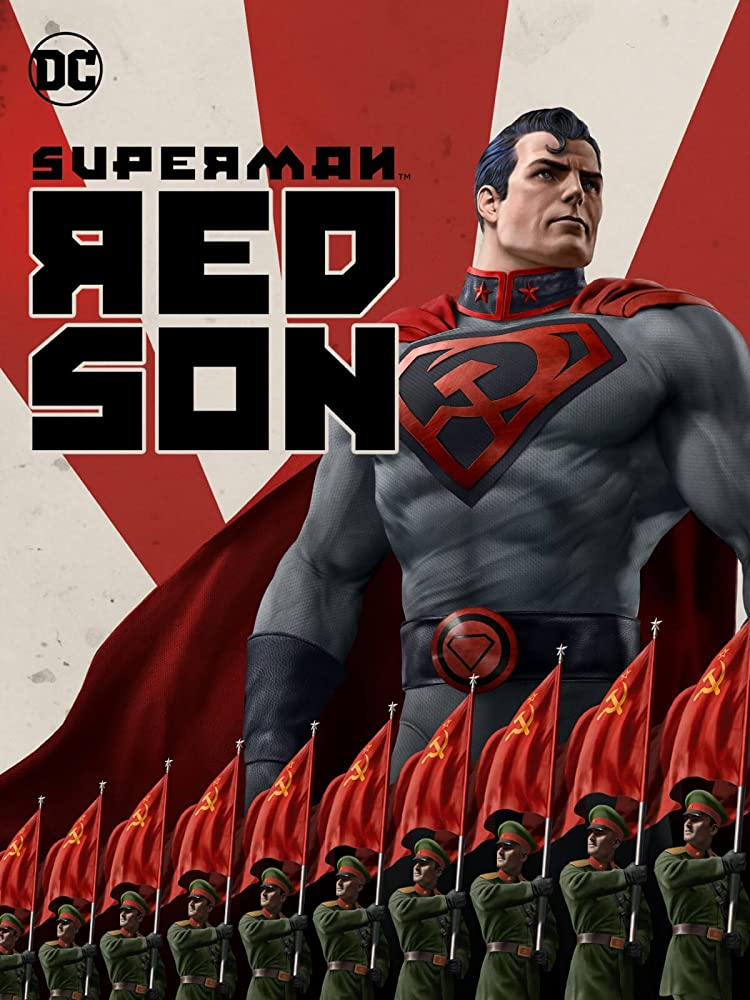 Superman: Red Son (2020) English HDRip – 720p – x264 – AAC – 800MB – ESub