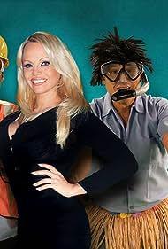 Pamela Anderson, Kato Kaelin, and Craig Johnson in Don't Be a Derk (2016)
