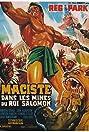 Maciste in King Solomon's Mines (1964) Poster