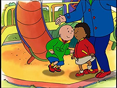 Movies trailer download Caillou's Big Slide by [360x640]