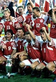 1992 UEFA European Football Championship Poster
