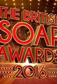 The British Soap Awards 2016 Poster