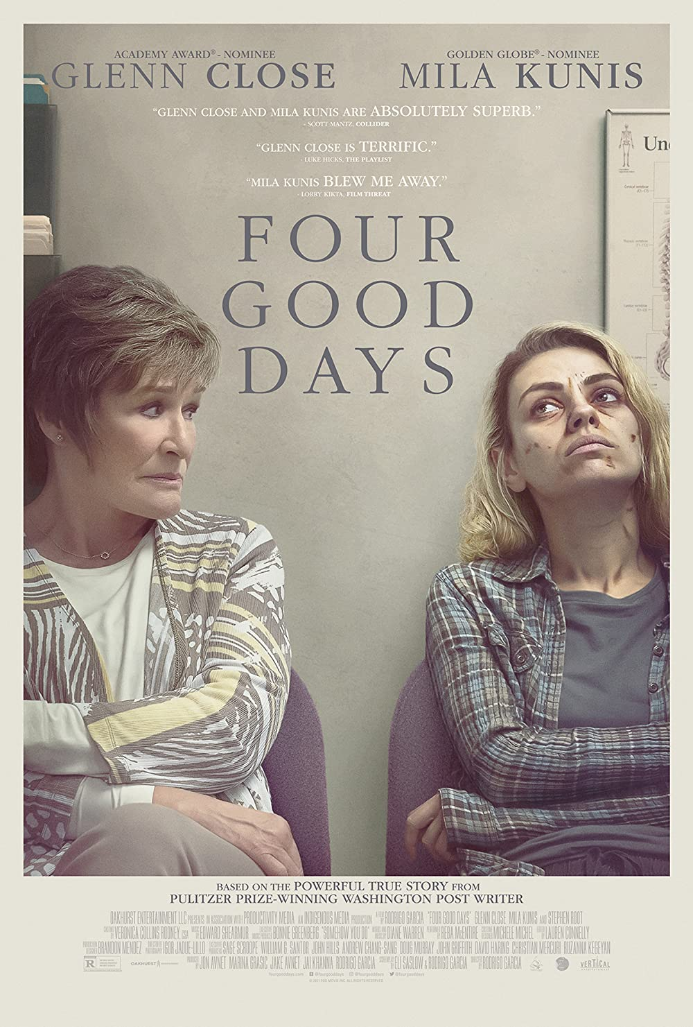 Download Four Good Days (2020) WebRip 720p Dual Audio [Hindi (Voice Over) Dubbed + English] [Full Movie] Full Movie Online On 1xcinema.com