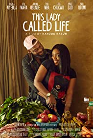 Bisola Aiyeola and Efa Iwara in This Lady Called Life (2020)
