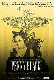 Anton Tennet, Toni Garson, and Astra McLaren in Penny Black (2015)