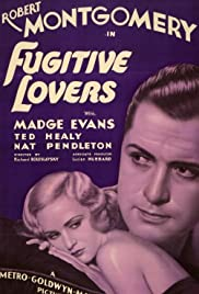 Fugitive Lovers (1934) Poster - Movie Forum, Cast, Reviews