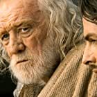 Richard Harris and Ian Duncan in San Giovanni - L'apocalisse (2000)