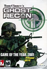 Ghost Recon Poster - Movie Forum, Cast, Reviews