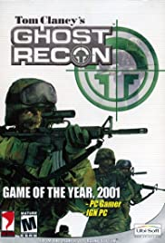 Ghost Recon (2001) Poster - Movie Forum, Cast, Reviews