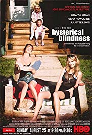 Hysterical Blindness Poster