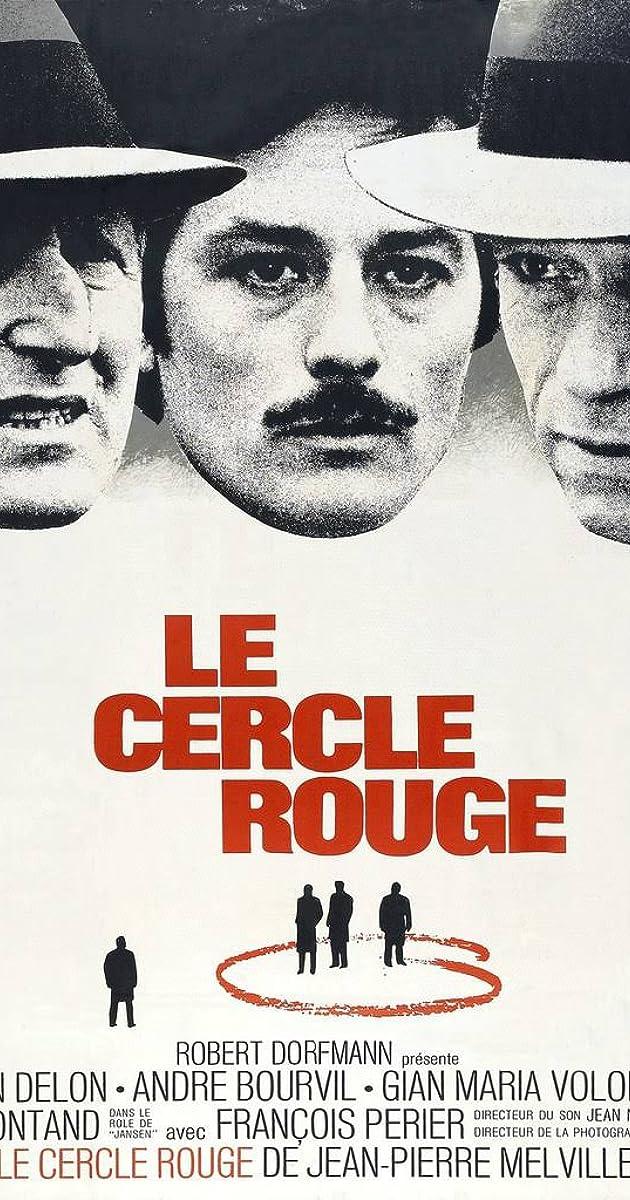 Subtitle of Le Cercle Rouge
