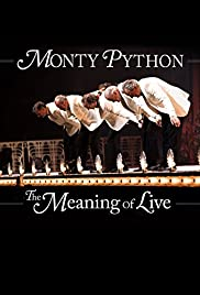 Monty Python: The Meaning of Live (2014) Poster - Movie Forum, Cast, Reviews
