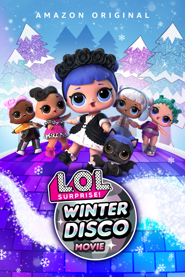 L.O.L Surprise! Winter Disco on FREECABLE TV