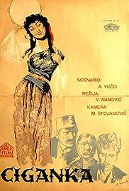 Ciganka Poster